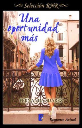 Una oportunidad más by FernandaST15