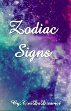 Zodic Signs by ToriDaDreamer