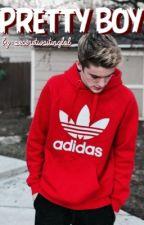 Pretty boy (Tanner Braungardt) by secretwritinglol