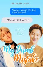 My Dumb Mistake | Chanbaek/Baekyeol - FF by BigLu7