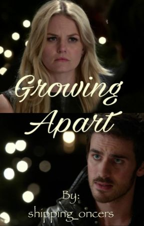 Growing Apart by shipping_oncers