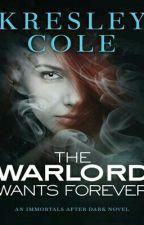 O guerreiro e a Valquíria - 2 livro da série imortais de Kresley Cole  !! by LuandaMatias
