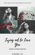 [soon] trying not to love you • clifford by xrainbow_007x