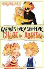 Razones Para Si Shippear Adriloe, QueeNoir, Chatloe&Quedrien by MARIAMLOVE21
