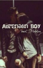 Adrenalin Boy by MorpheusNoirseur