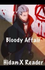 Hidan X Reader: Bloody Affair by zombielover8469