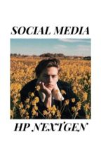 [ I ] SOCIAL MEDIA ☆ HP NEXTGEN ✓ by PETR1CHORS