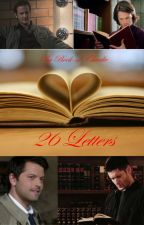 26 Letters by book-of-Charlie
