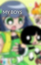 MY BOYS  by darrella1