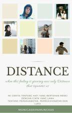 Distance(END) by monicasripamungkas