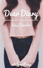 Dear diary//Luna X Reader by stuffandtrap