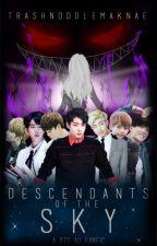 Descendants of the Sky - A BTS AU Fanfic by trashnoodlemaknae