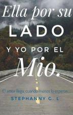 Ella por su lado y yo por el mio by Fanny_Lujano
