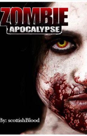 Zombie Apocalypse by scottishBlood