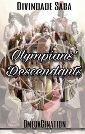 Olympians' Descendants  by ErosOlympus