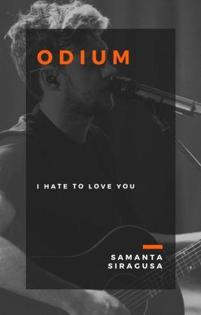 Odium | Niall Horan by SammySaysSo