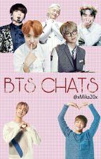 BTS Chats [Au] by xMika20x