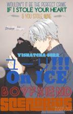Heart | Yuri!!! On ICE | Boyfriend Scenarios/Imagines by Y-Berr
