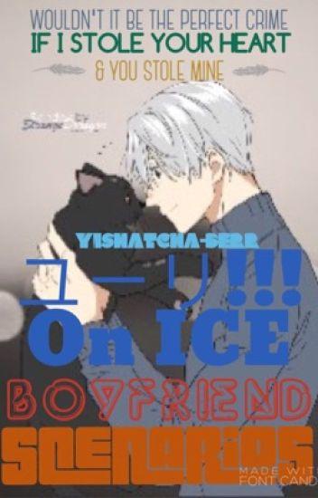 Heart | Yuri!!! On ICE | Boyfriend Scenarios/Imagines