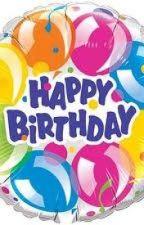 Birthdays!!! by Aaron_BOTDF
