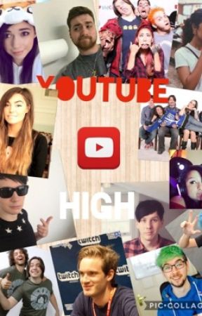 Youtuber High by YoutubeTrashxx
