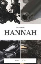 Hannah: The Nerdy Gangster Goddess by Chynaahra3