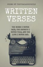 Written Verses (Completed) by TheThalassophile