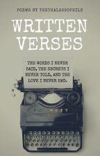 Written Verses by cityoflove51