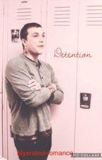 Detention (Frerard Teacher!Frank Student!Gerard) by myxrated-romance