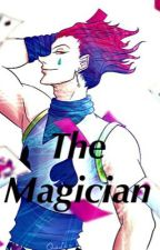 The Magician  by Nightmare_Dreamer_