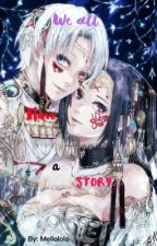 We all have a story {Tokyo Ghoul} by Mellololo