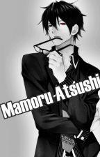 Mamoru Atsushi Random Book by Mamoru_Atsushi