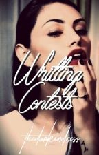Writting Contests | Ouvert by -thedarkindness-