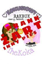 ♥ Kokusiowy Artbook ♥ by TheKoka