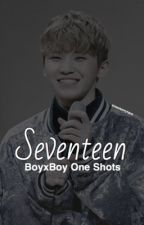 Seventeen BoyxBoy One Shots • SEMI-HIATUS by strawberryhare