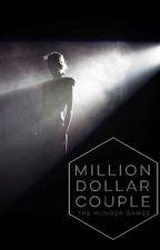 Million Dollar Couple • The Hunger Games FF • Marvel • by lenearizona
