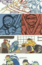 tmnt Street Punks and Swag Turtles boyfriend scenarios (Under Editing) (On Hold) by Sinisterdragon321