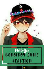 Boboiboy Ship Reaction by Sleepy_Lunar