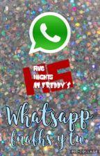 Watsapp FNAFHS y tu by xXximabbyxXx