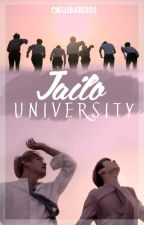Jailo University (BTS Fan Fiction) [REVISING] by Chellibabesss