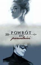 Powrót do Przeszłości |Nightwing x OC 2| by kahanirv
