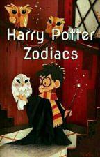 Harry Potter Zodiacs  by Agataxdallak