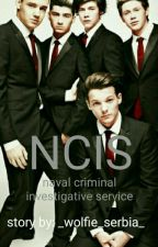 NCIS - Naval Criminal Investigative Service  by _wolfie_serbia_