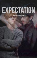 EXPECTATION • VMIN • YOONKOOK • by VMinli_Milkshake