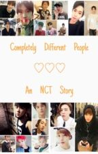 Completely Different People (An NCT Story) by -amandapanda0220-