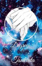 12 Degrees of Tsukiuta by yamamamanbagiri