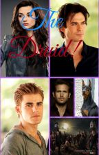 The Druid - The Vampire Diaries by insaneredhead
