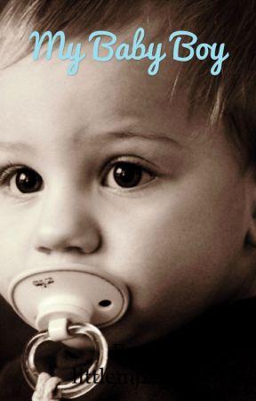 My baby boy by littlemj2604