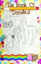 Book O' Doodles! by MikkuMoonz