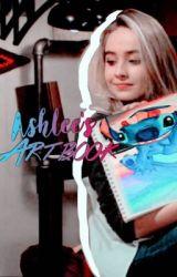 Ashlee's Art Book by ThatGrungeWriter